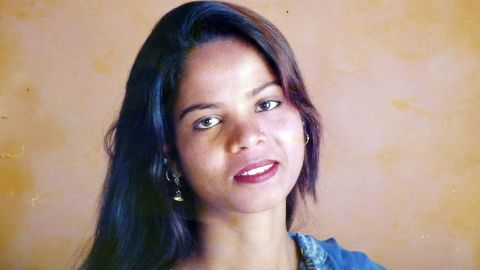 In 2010, a court in Pakistan sentenced Christian mother of five Asia Bibi to death for blasphemy.