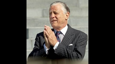 """<a href=""""http://www.cnn.com/2014/10/21/us/ben-bradlee-dies/index.html?hpt=hp_t2"""" target=""""_blank"""">Ben Bradlee</a>, the zestful, charismatic Washington Post editor who guided the paper through the era of the Pentagon Papers and Watergate and was immortalized on screen in """"All the President's Men,"""" died on October 21. He was 93."""