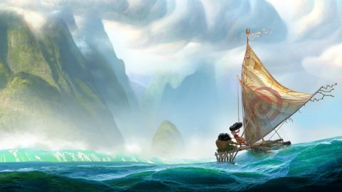 """Disney is making another movie with a notable female protagonist. """"Moana,"""" coming in late 2016, is about a Polynesian girl from Oceania who goes in search of adventure."""