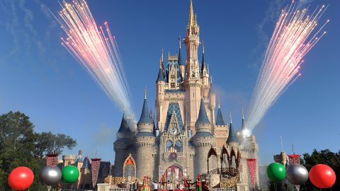 It's unclear if Disney World would celebrate becoming a premier attraction in the new state of South Florida.