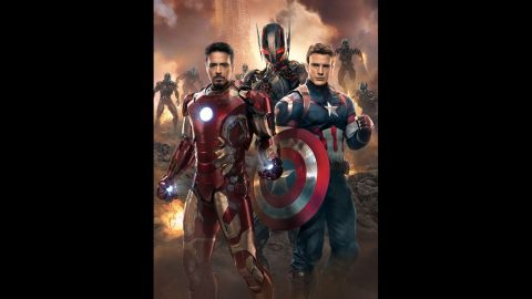 """The first """"Avengers"""" movie, released in 2012, is the third highest-grossing movie of all time. A sequel, """"Age of Ultron,"""" was released in May 2015. """"Captain America: Civil War"""" showcased the split between the Avengers as they fight one another."""