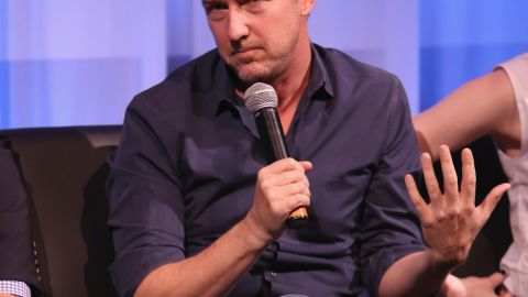 """The Boston-born, Maryland-raised Edward Norton spent some time in Japan after graduating from Yale. He worked for a foundation created by his grandfather, real-estate developer James Rouse. He says his Japanese is rusty but<a href=""""https://www.youtube.com/watch?v=5A3dsYKoJh0"""" target=""""_blank"""" target=""""_blank""""> he can still speak it</a>."""