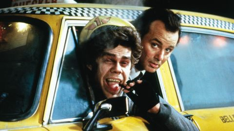 """After """"Razor's Edge,"""" Murray took four years off between starring roles -- though there was a well-received cameo in 1986's """"Little Shop of Horrors."""" His next major film was 1988's """"Scrooged,"""" a re-telling of """"A Christmas Carol,"""" which also features David Johansen."""
