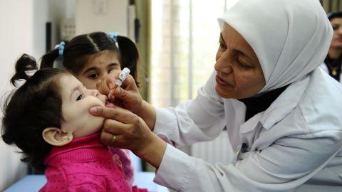 polio oral vaccine