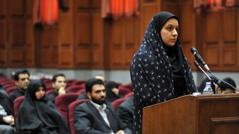 The United Nations and the United States had expressed concerns over the fairness of Reyhaneh Jabbari's trial.