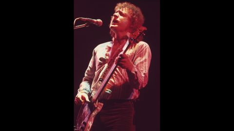 """<a href=""""http://www.cnn.com/2014/10/25/showbiz/cream-jack-bruce-bass/index.html"""">Jack Bruce</a>, bassist for the legendary 1960s rock band Cream, died October 25 at age 71."""
