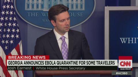 ac acosta ebola white house quarantine response_00003712.jpg