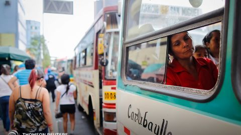 Similar to Bogota and Mexico City, women polled in Lima, Peru, reportedly experience regular threats on public transport such as groping and sexual assault, and say not enough is being done to ensure their safety.