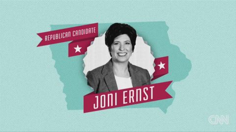 Midterm fact: What makes candidate Joni Ernst so special?_00000108.jpg
