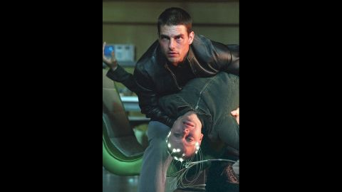 """<strong>""""Minority Report""""</strong>: The sci-fi thriller """"Minority Report"""" that you remember from 2002 starred Tom Cruise as a police officer whose unit arrests people before they commit crimes. <a href=""""http://www.theverge.com/2014/9/8/6122779/minority-report-tv-series-fox-pilot-order"""" target=""""_blank"""" target=""""_blank"""">But the TV series in the works</a> at Fox is being developed as a reboot with a female lead."""