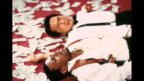 """<strong>""""Rush Hour""""</strong>: Fox and NBC aren't the only networks hogging all the movie-to-TV adaptations: CBS is in on the game, too. The network has a pilot production commitment for an hourlong action-comedy adaptation of this 1998 hit that starred Chris Tucker and Jackie Chan as a pair of """"odd couple"""" police officers."""