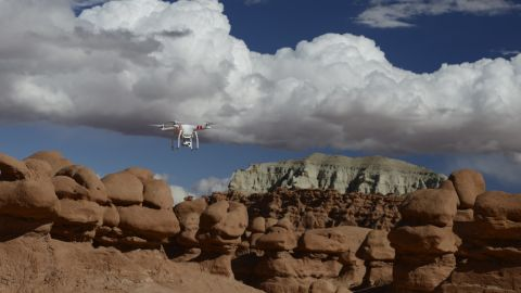 """Drones like the Phantom will soon become another """"camera in your bag,"""" says maker DJI."""