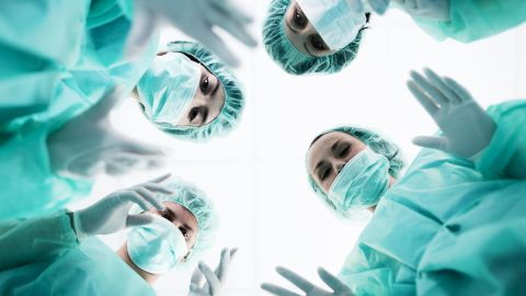Patients who wake up during surgery describe a range of sensations, including choking, paralysis and pain.