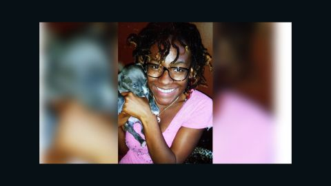 Police had asked for the public's help in finding 22-year-old Carlesha Freeland-Gaither.