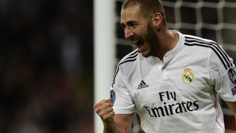 """Real Madrid's website describes Karim Benzema as """"a precocious talent,"""" who is widely considered to be one of best all-round forwards in the world."""