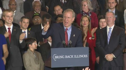 David Perry says Illinois' new governor Bruce Rauner is following the wrong path.