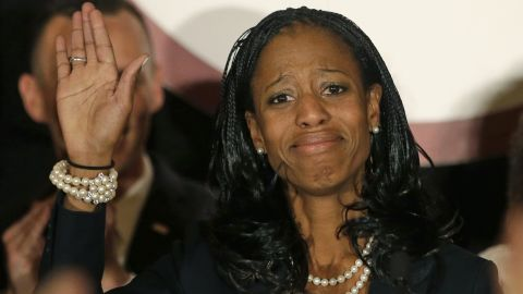 Mia Love is the first Republican African American woman ever elected in Congress. She will now represent Utah's District 2 in the House.
