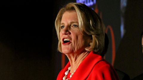 Rep. Shelley Moore Capito became West Virginia's first female senator after defeating Democrat Natalie Tennant on Tuesday. She is also the first Republican elected to the Senate in over 55 years.