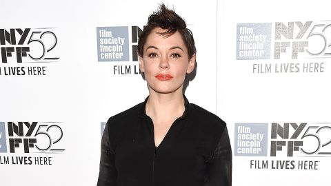 """After calling the gay community misogynistic on an episode of Bret Easton Ellis' podcast, Rose McGowan offered an apology of sorts. """"Misogyny endangers me as a human. It also endangers the LGBT community,"""" McGowan tweeted after her comments were criticized. """"Could I have articulated my frustration in a better fashion? Undoubtedly. For that I apologize, but I stand by the overall point."""""""