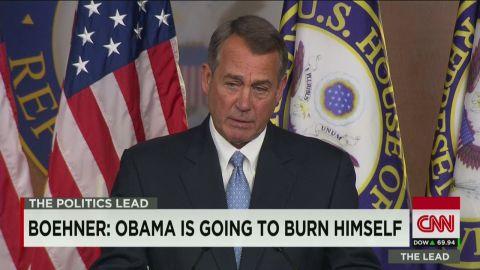 lead dnt bash boehner agenda no bipartisanship_00001616.jpg