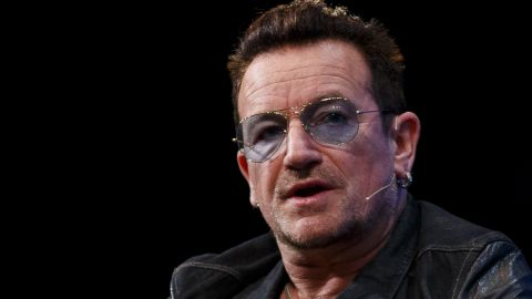 """Bono was a panelist at the Web Summit technology conference, in Dublin. There, he defended music streaming. """"The remunerative bit still has to be figured out,"""" he said. """"This is an experimental and exciting period. So, let's experiment and see what works."""""""