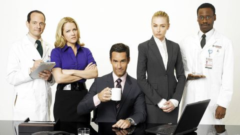 """Another from the """"short but great"""" files, """"Better Off Ted"""" only lasted for two seasons and 26 episodes on ABC. """"The marketing made it seem really awful and stereotypical. I avoided it like the plague until it came up on Netflix. Now I wish I had helped its ratings more on network TV,"""" <a href=""""http://www.reddit.com/r/AskReddit/comments/2llwhe/what_television_series_is_so_good_its_worth_binge/clw8352"""" target=""""_blank"""" target=""""_blank"""">one Redditor said</a>. The show concerns a single father who works for a ruthless corporation, Veridian Dynamics (motto: """"Money before people""""), and was created by Victor Fresco (""""Andy Richter Controls the Universe"""")."""