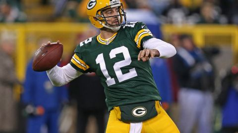 That Aaron Rodgers holds the top career passer rating record while playing in frozen Lambeau Field is a testament to his talent. Rodgers led the Green Bay Packers to a 2011 championship, and is riding an eight-year playoff streak into 2017. But despite posting stellar regular-season numbers in the six seasons since the Super Bowl (a mind-boggling 219 TDs and just 41 INTs) the Packers have come up short in the playoffs.