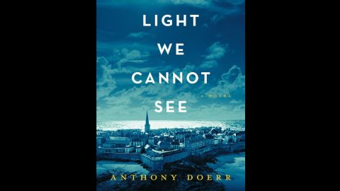 """Fans of Anthony Doerr won't be surprised to see that his World War II-era novel, """"All the Light We Cannot See,"""" is at No. 2 on Amazon's best books of the year list. """"All the Light"""" tells the story of a blind French girl and a young German orphan, and how their paths eventually intertwine. On top of receiving plenty of praise from critics, """"All the Light We Cannot See"""" is also a finalist for the National Book Award."""