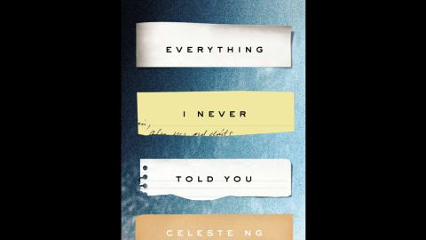 """Celeste Ng has crafted a winner with her debut novel, """"Everything I Never Told You."""" Amazon has picked the literary thriller, which follows the disappearance of a young Chinese-American woman in small-town Ohio circa 1977, as the best book of 2014.  """"If we know this story, we haven't seen it yet in American fiction,"""" The New York Times Book Review praised this summer. """"Not until now."""""""