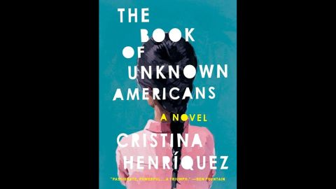 """With her novel """"The Book of Unknown Americans,"""" Cristina Henriquez hoped to """"tell stories people don't usually hear."""" To do so, she centered her work of fiction on two families living in Newark, Delaware -- one Mexican, and the other Panamanian -- in addition to threading the voices of other immigrants throughout. While the plot of """"Unknown Americans"""" centers on the developing relationship of two teens from these families, it's also a story about home, and how we define it. <a href=""""http://www.sfgate.com/books/article/The-Book-of-Unknown-Americans-by-Cristina-5551648.php"""" target=""""_blank"""" target=""""_blank"""">As one review put it</a>, """"Unknown Americans"""" is """"a novel that can both make you think and break your heart."""""""