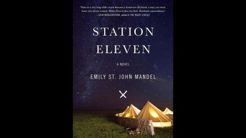 """Emily St. John Mandel's """"Station Eleven"""" is the third National Book Award finalist to crop up in the top 25 of Amazon's best of the year list. It's not hard to see why: Mandel's """"Station Eleven"""" is eerily timely, as it imagines a world after a deadly virus eliminates all but 1% of the population through the eyes of a nomadic troupe of actors who roam about performing Shakespeare for survivors. But incidentally, this isn't a story about surviving a pandemic as much as it's about the belief that, """"in spite of everything, people will remain good at heart, and that when they start building a new world they will want what was best about the old,"""" said The <a href=""""http://www.nytimes.com/2014/09/14/books/review/station-eleven-by-emily-st-john-mandel.html"""" target=""""_blank"""" target=""""_blank"""">New York Times. </a>"""
