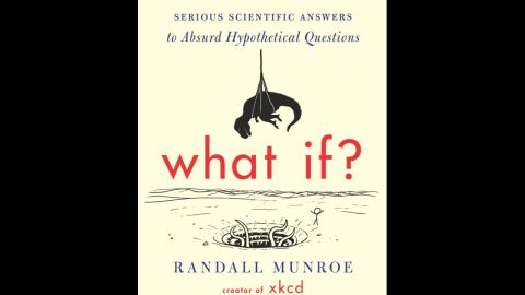"""Whether the subject is meteor showers, snake facts or overthinking a Valentine's Day gift, there is precious little that Randall Munroe's <a href=""""http://xkcd.com/"""" target=""""_blank"""" target=""""_blank"""">""""xkcd"""" webcomic</a> can't wittily illustrate. With """"What If?"""" Munroe's insight and skill moves to the page as he tackles new questions with his trademark sense of humor. The result, says Amazon's Jon Foro, is """"the rare combination of edifying and fun."""""""