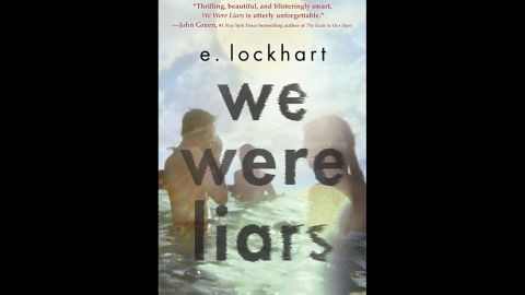 """E. Lockhart's """"We Were Liars"""" not only made it into the top 20 of Amazon's best books of the year, but it's also the sole young adult title to do so. At the center of this tale is a wealthy teen named Cadence Sinclair Easton, who suffers"""