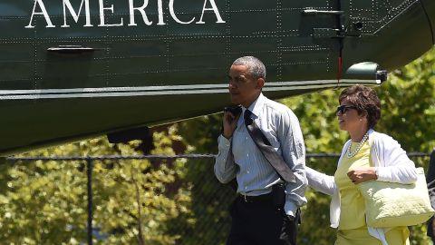Critics suggest President Barack Obama needs to shake up his staff, including getting rid of senior adviser Valerie Jarrett.
