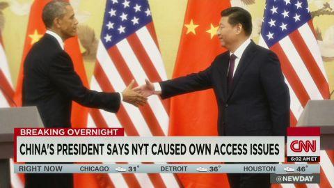 newday Acosta Obama China historic emissions deal_00013317.jpg