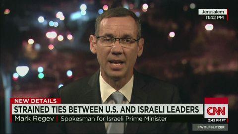 tsr intv regev blitzer israel relations_00010222.jpg