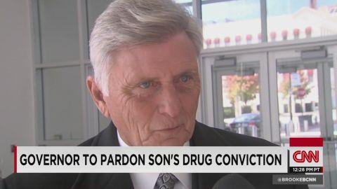 nr intv kavinoky arkansas governor to pardon son _00001708.jpg