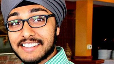 Iknoor Singh requested a religious exemption from the military's grooming policies to enlist as an ROTC cadet.