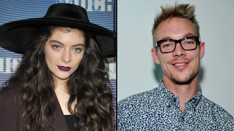 Lorde is not the kind of girl to stand idly by while someone picks on her friends. When DJ/producer Diplo teased Taylor Swift about her backside, Lorde jumped in with a fiery comeback.