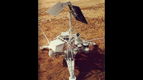 """<a href=""""http://science.nasa.gov/missions/surveyor-1-7/"""" target=""""_blank"""" target=""""_blank"""">Surveyor 1</a> was the first U.S. spacecraft to make a soft landing on the Moon. The program ran during the mid-1960s and was declared a success. The program's focus eventually switched to support of the Apollo program."""
