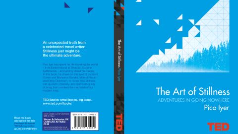 """The Art of Stillness"" cover"