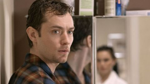 """""""Closer"""" was Jude Law's starring role in 2004, but he made more buzz with the People pick."""