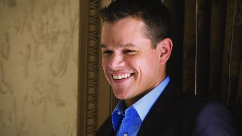 """Matt Damon had a hit with """"Ocean's Thirteen"""" in 2007 and sexy bragging rights."""