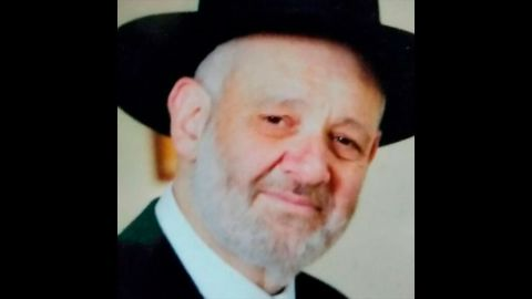 Avraham Shmuel Goldberg's was from the United Kingdom but had been living in Israel.
