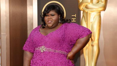 "In 2014, Cosmopolitan asked whether Gabourey Sidibe is<a href=""http://www.cosmopolitan.com/sex-love/advice/a5365/gabourey-sidibe-fat-shaming/"" target=""_blank"" target=""_blank""> ""the Most Fat-Shamed Actress in Hollywood."" </a>"