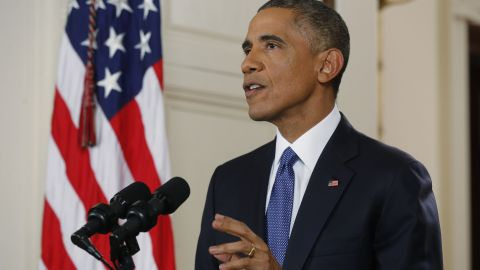 President Barack Obama's immigration action won praise from a top religious leader Sunday.