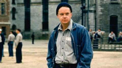 """<strong>Then:</strong> Robbins was riding high off roles in 1988's """"Bull Durham"""" and 1992's """"The Player"""" when he joined """"Shawshank"""" as the film's protagonist, Andy Dufresne. Still, he wasn't the only actor in line for the role: Tom Hanks, Kevin Costner and Tom Cruise were also desired for the job, but all three passed."""