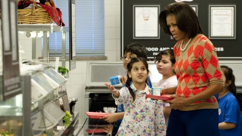 United States First Lady Michelle Obama has made reducing childhood obesity a focal point of her time in the White House.