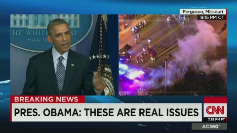 sot obama ferguson speech tear gas smoke_00001505.jpg