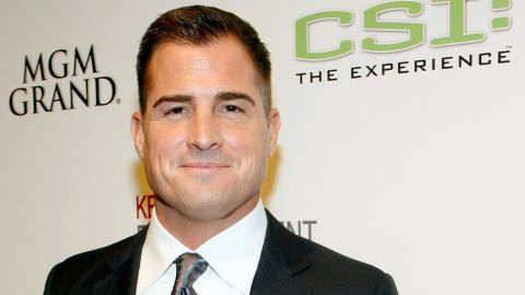 """Actor George Eads has starred on """"CSI"""" since its pilot episode in 2000."""